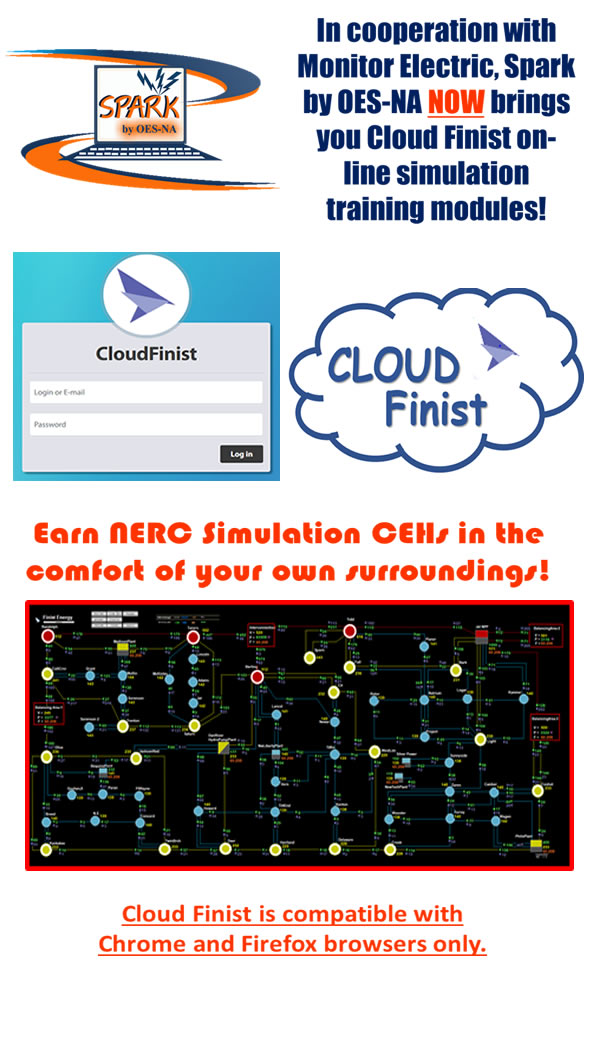 Welcome! Click here for the Cloud Finist Simulator Login